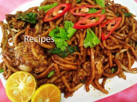 Mee Hoon Goreng Mamak Recipe Mee Goreng Mamak Special