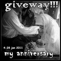 Anniersarry Giveaway