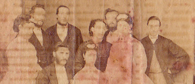 Thomas nevin seated Jack Nevin top right