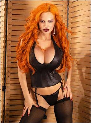 Sabrina Sabrok sexy