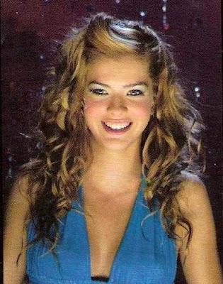 María Eugenia Suárez belleza