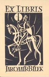 Ex libris Jaromír Bílek
