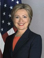 Secretary of State Hillart Clinton