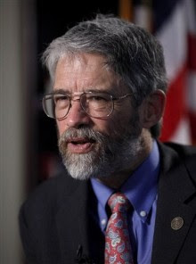 Obama science czar John Holdren
