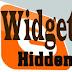 Ẩn các widget ở một trang nhất định