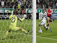 Bursaspor vs Manchester United : 3-0 Video