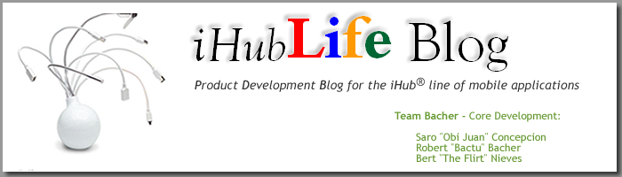 iHubLife Development Blog