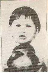 Juan Eduardo Barrios (3 años)