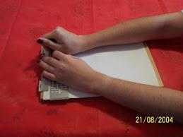 Escrevendo em Braille
