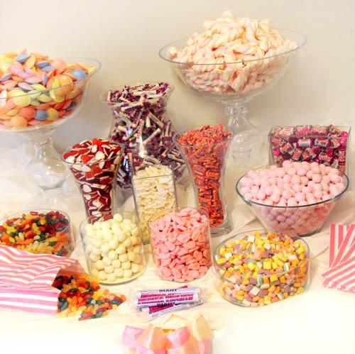 Sweet Table Decor Mine List