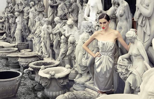 Fine Fettle: Fashion Photography: Grey Gardens