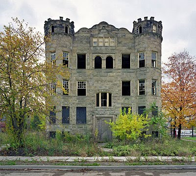 Detroit ruins photo essay photographers