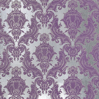 The first apartment living weekly wanted wonders for Purple and silver wallpaper