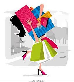 Alışveriş blogum...
