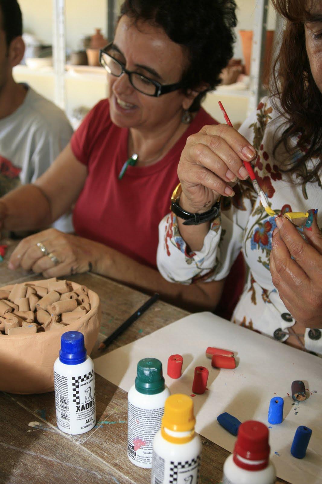 Armario Planejado Banheiro ~ Rio das Ostras promove oficinas de arte para pacientes de Programa de Saúde Mental Rio das
