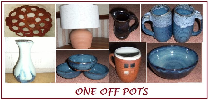one off pots