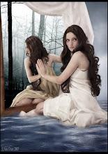 La mujer del espejo.....