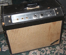 Vintage Canadian made Amplifier