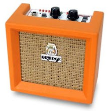 "my new mini amp: the Orange ""microCrush"""