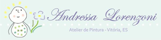 Andressa Lorenzoni - Atelier de Pintura