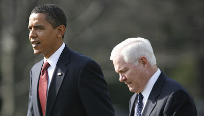 obama and gates