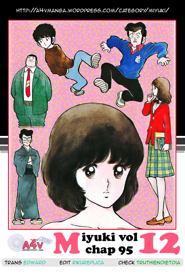 Miyuki chap 95 Trang 1 - Mangak.info