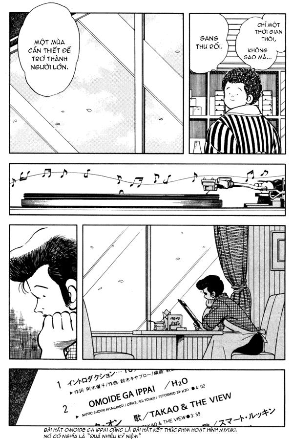 Miyuki chap 95 Trang 12 - Mangak.info