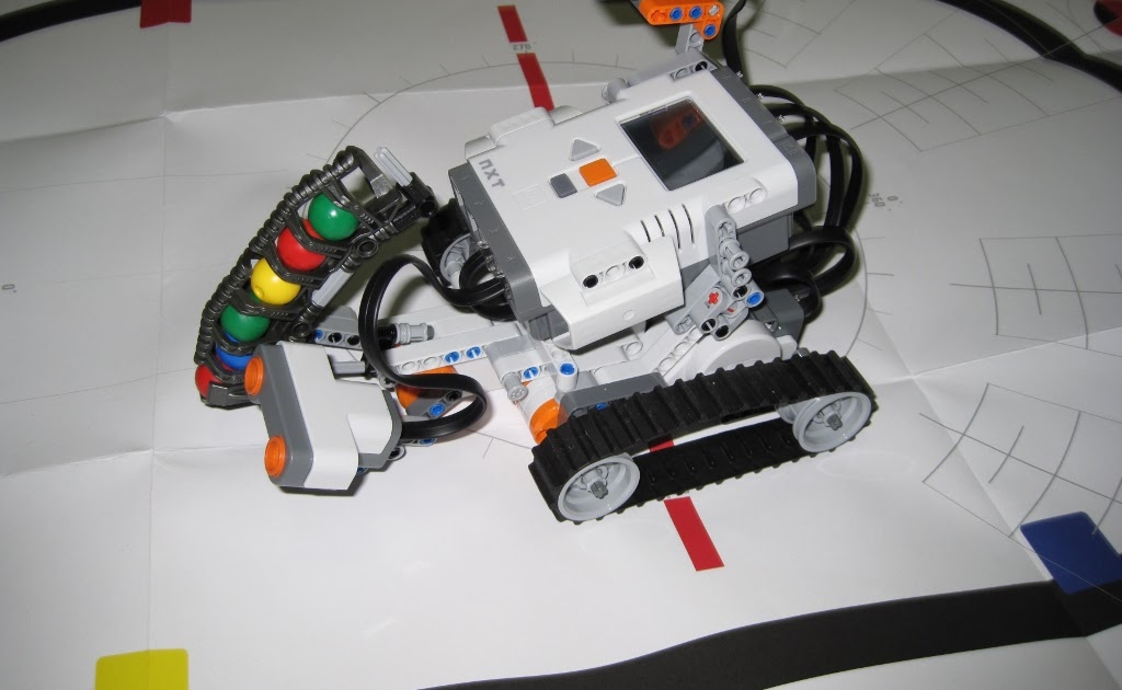Lego Mindstorms Nxt 20 Building Instructions