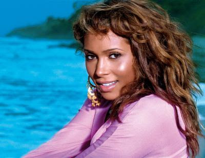 R&B songstress Tamia premiered