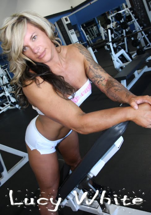 Lucy White Female Muscle Interview