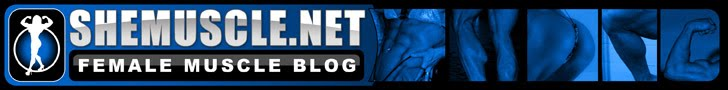 Shemuscle.net Website Banner