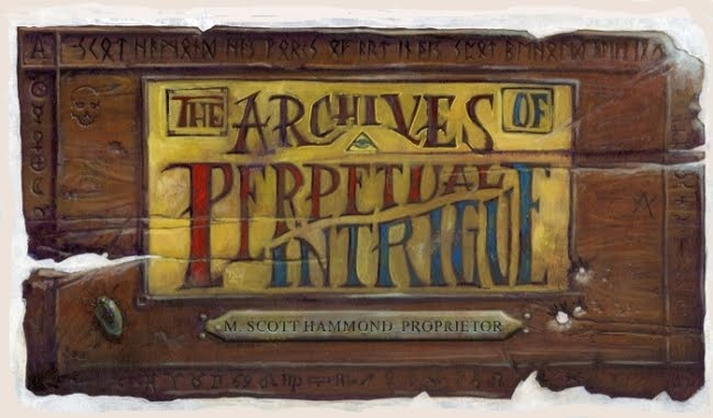 The Archives of Perpetual Intrigue