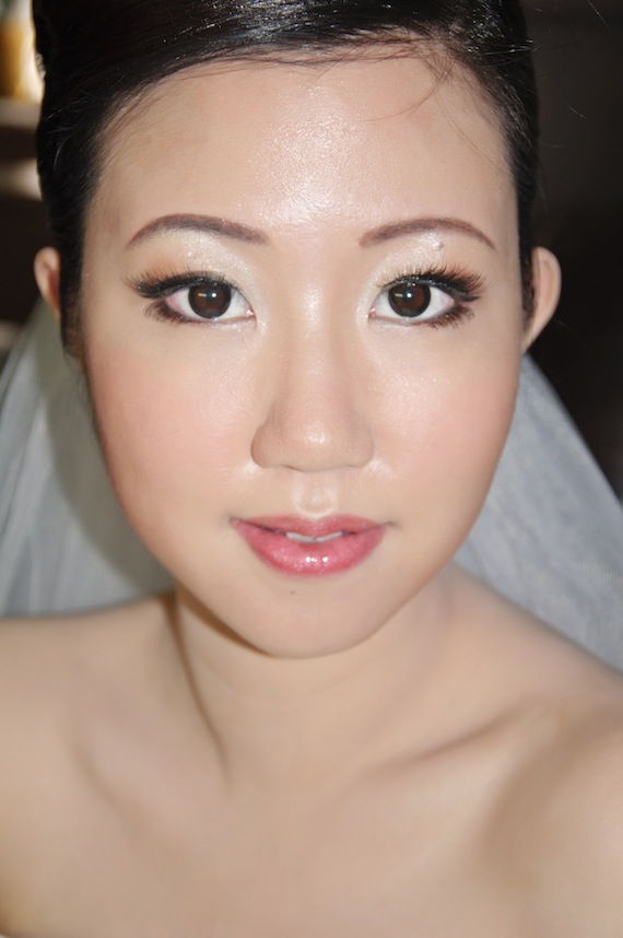 Brisbane Wedding Asian Bridal Hair And Makeup Specialist