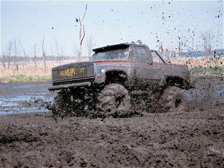 Mud Trucks: Januari 2012