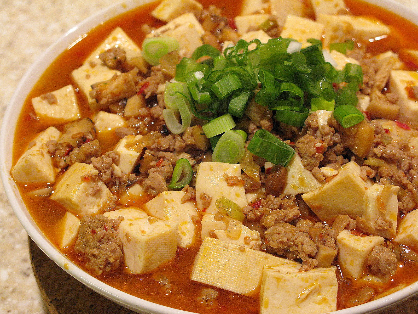 pan fried with ramps mint vegetarian mapo tofu recipe mapo dofu