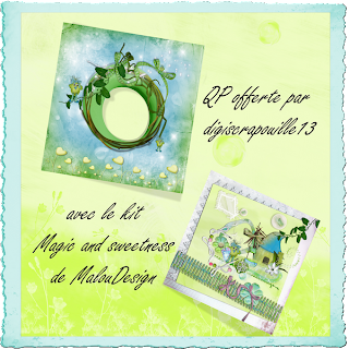 QP magic sweetness Pv+qp