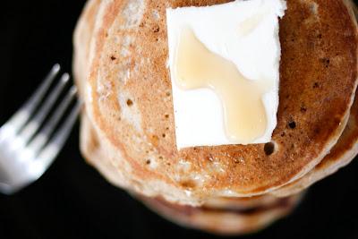 Une-deux senses: Chai Spiced Pancakes