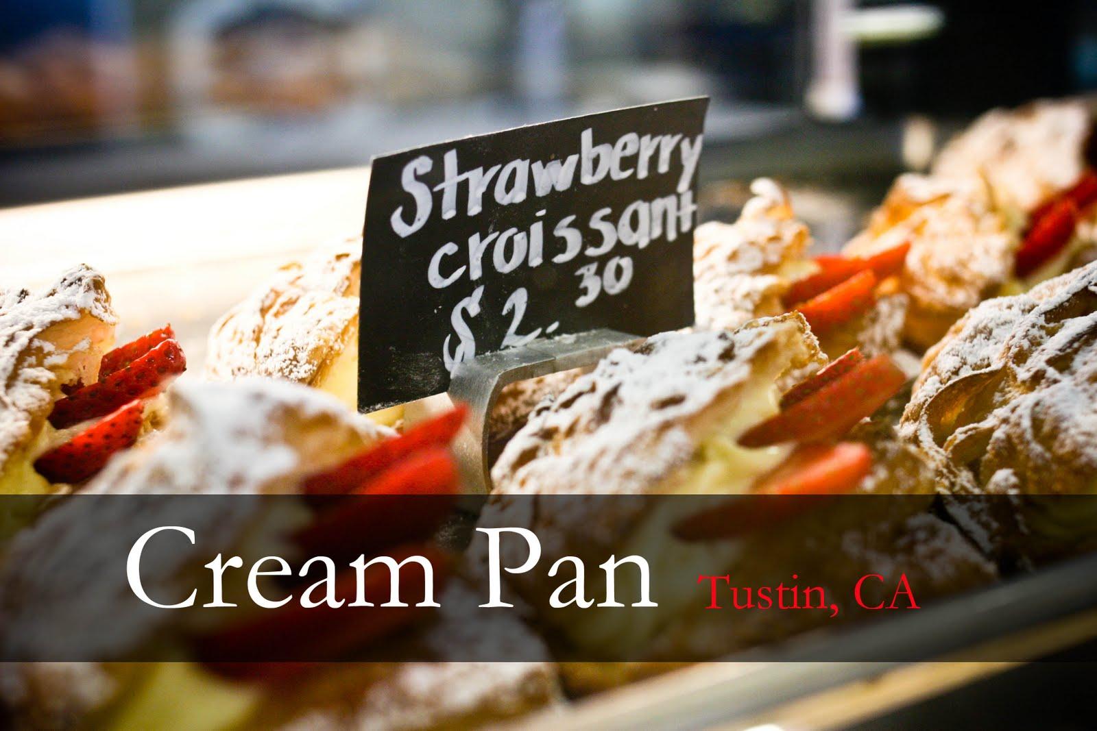 Cream Pan Tustin Cake