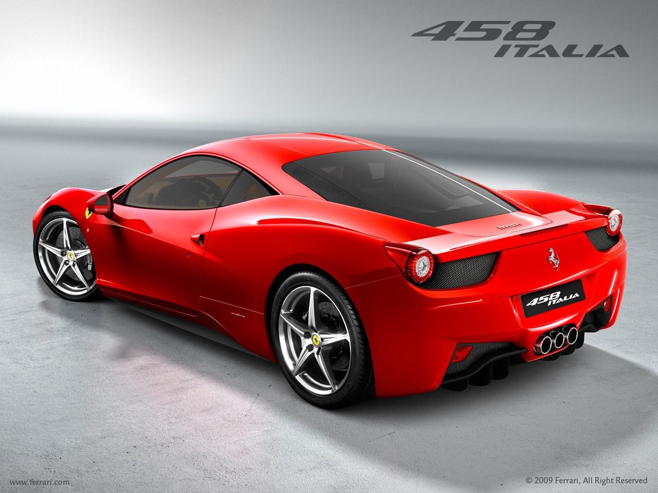 Autos Deportivos Ferrari