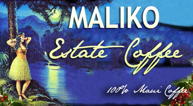 Coffee by Maliko Estate