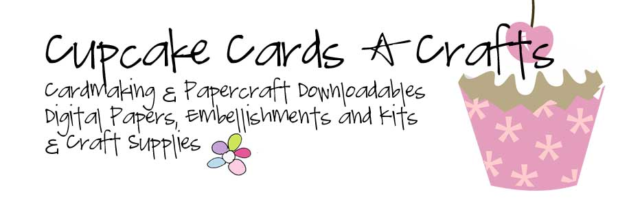 Cupcake Cards, Crafts & Digitals