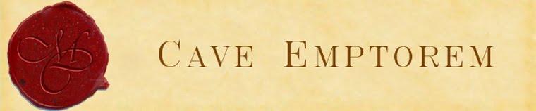 Cave Emptorem