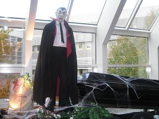 Rikkes Liv Halloween Udsmykning