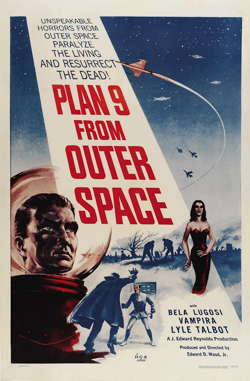 Plan 9 desde el espacio exterior