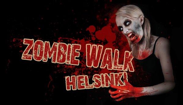 Zombie Walk Helsinki