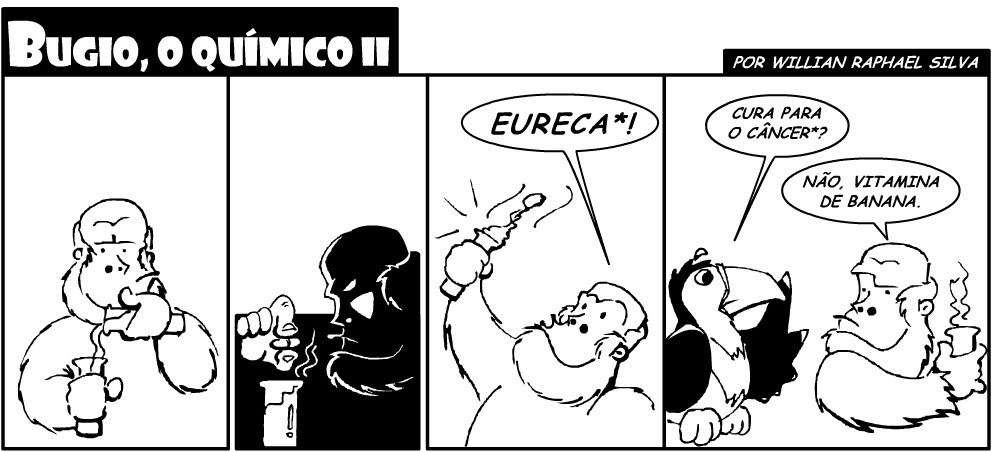 Bugio, o químico II