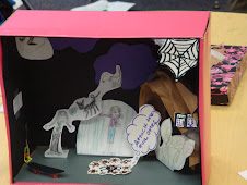 Co-Created Story Dioramas