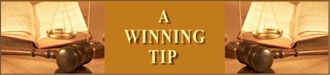A Winning Tip