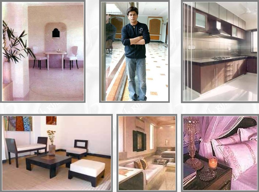 Shahrukh Khanu0027s Home (NEW)