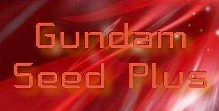 Gundam Seed Plus